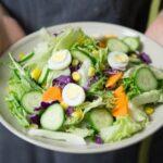 Ensalada de primavera :: Receta de ensalada para primavera