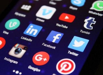 Redes sociales para promocionar tu trabajo