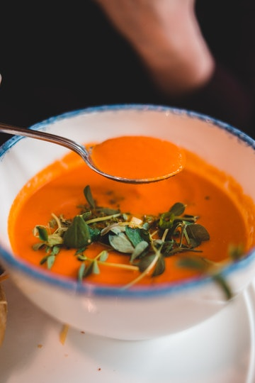 Sopa de Berros