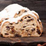 Cómo hacer Christstollen: pan navideño alemán