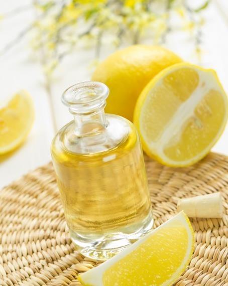 Tónico de limón y hamamelis