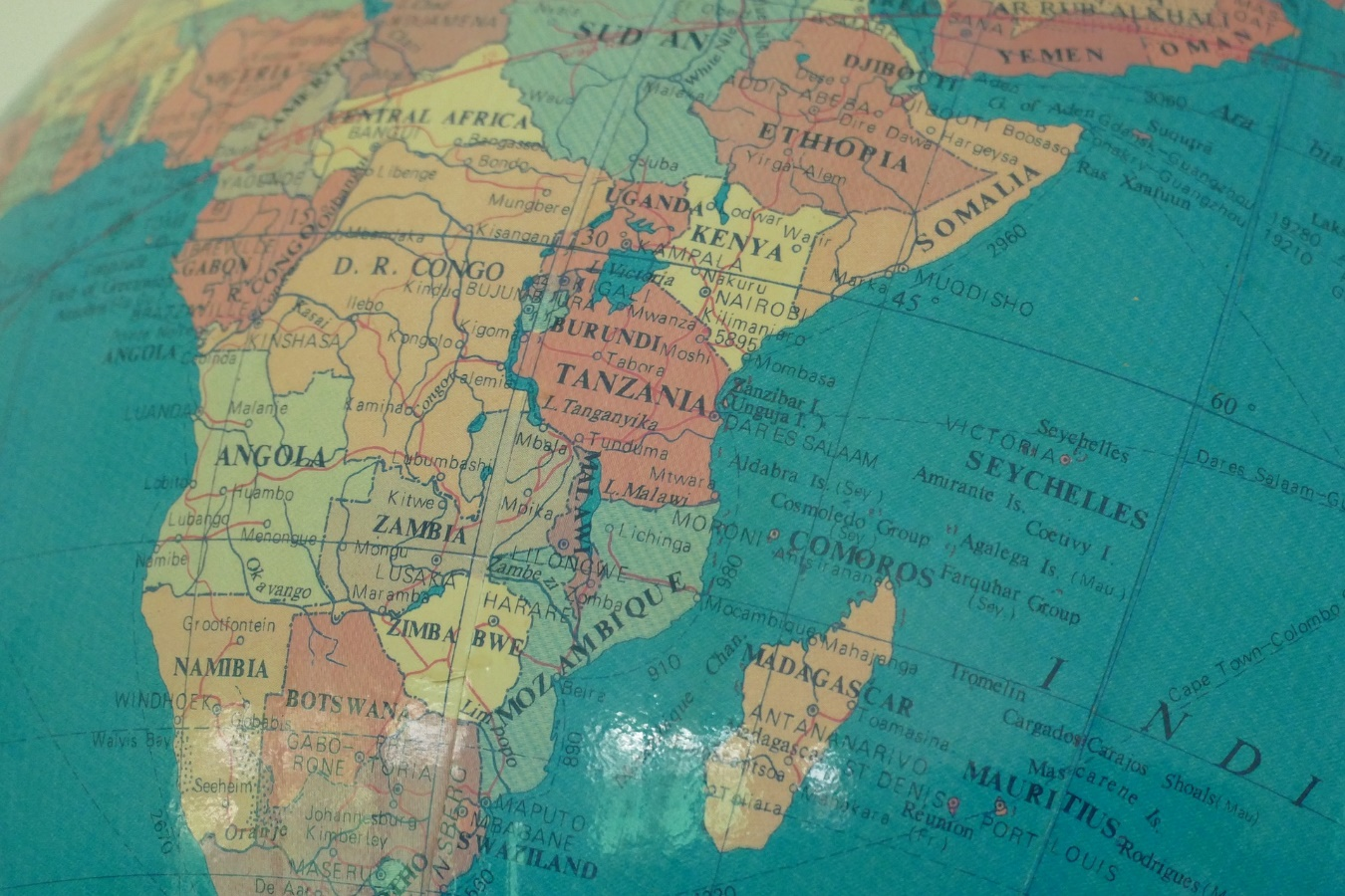 Destinos africanos