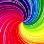 Origen del color