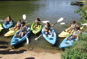 El Lago, Parque Activo de Navarcles