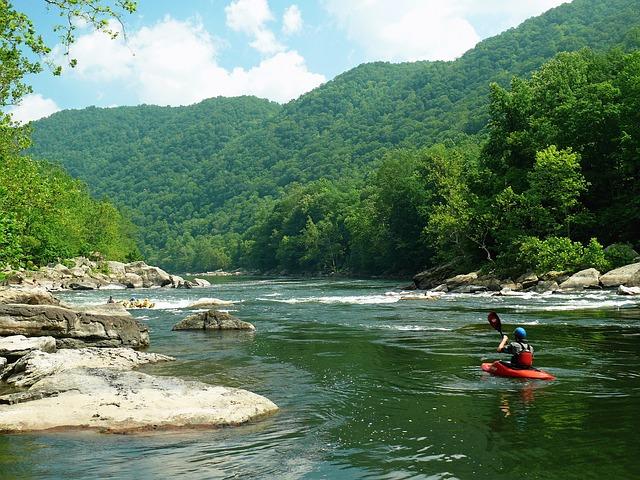 descenso río sella