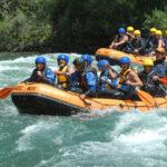 Rafting en España