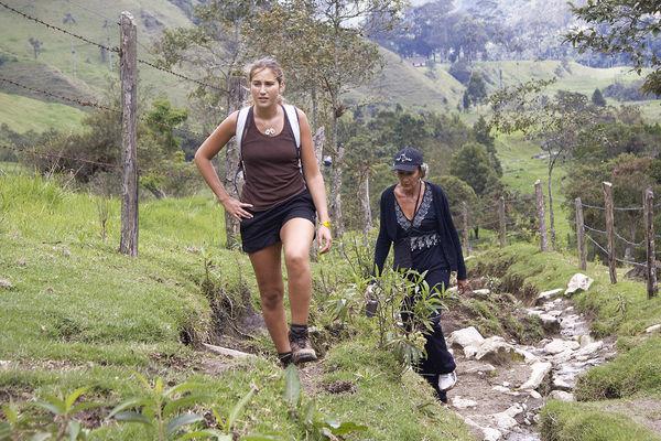 Senderos homologados en Cuenca