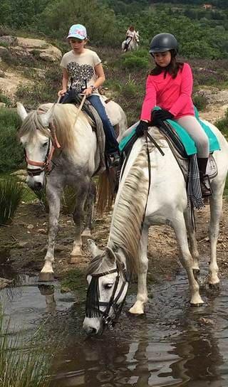 Rutas a caballo comarca de la Vera