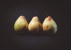 Beneficios de las peras en el embarazo