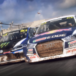 Rally y rallycross manejando coches legendarios