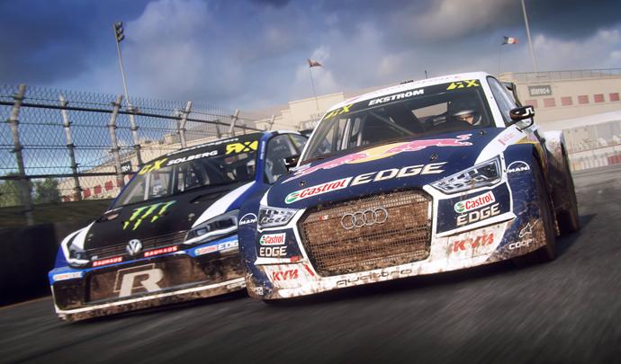 Rally y rallycross manejando coches legendarios