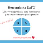 Análisis DAFO para descubrir tus fortalezas y aliarlas con las oportunidades de tu entorno para hacerte invencible en tus metas