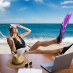 Aumenta tu productividad y rendimiento disfrutando de tus vacaciones